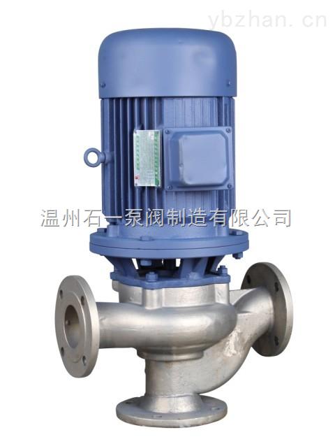 GWP管道排污泵