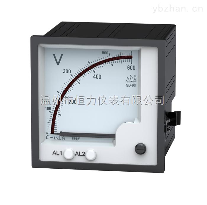 SD-SBJ96V 双报警电流/电压表