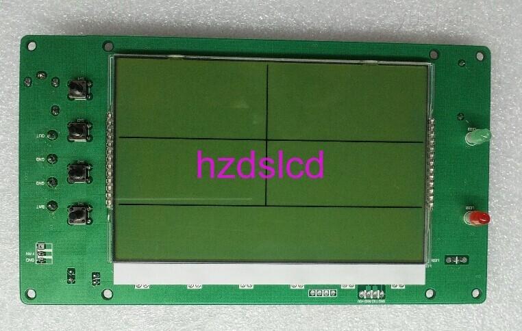 电表液晶显示模块