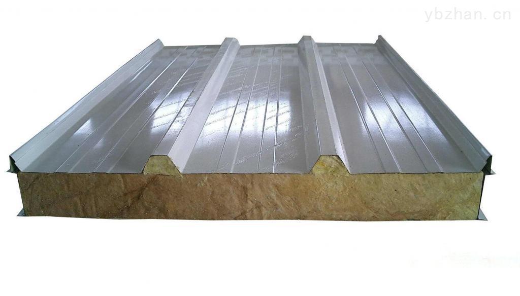 岩棉装饰复合保温板 一体化保温装饰板