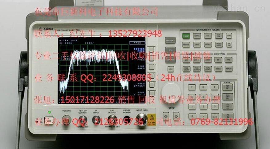 专业回收信号源诚信回收频谱分析仪现金回收数字万用表