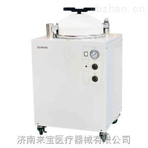 新华半自动立式高压灭菌器LMQ.C-50K