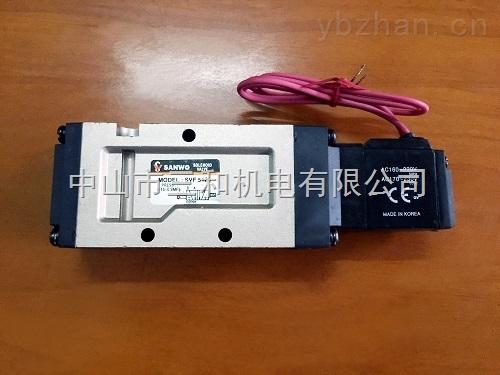 应原装进口韩国三和电磁阀SVF5120