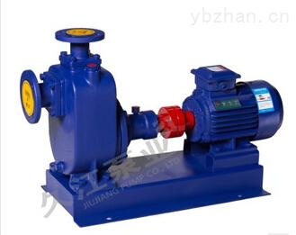 50ZX15-12-自吸式清水离心泵 50ZX15-12 1.5KW吸水泵