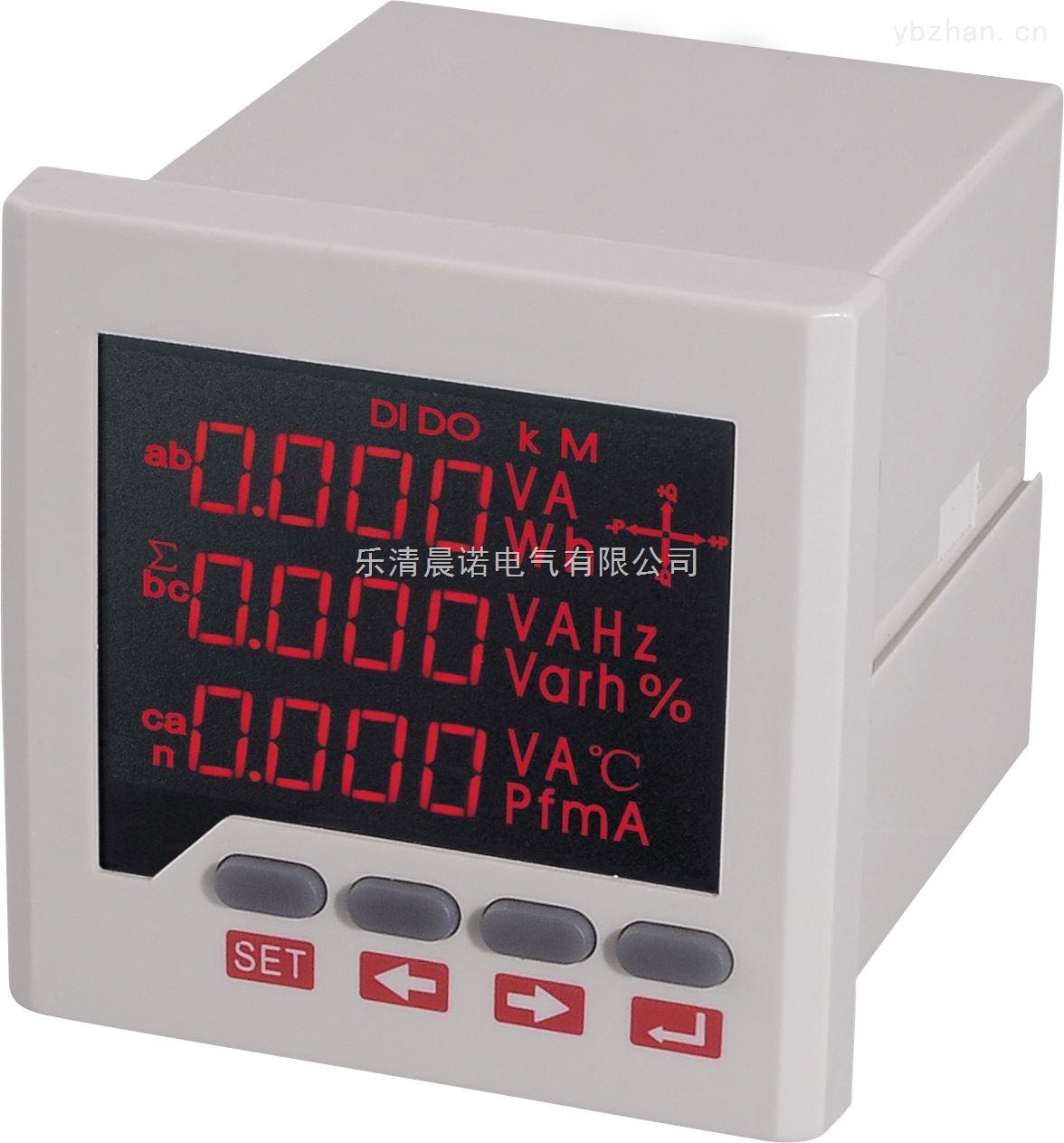 PD800NG-K43/R/2M/4DI多功能电力仪表