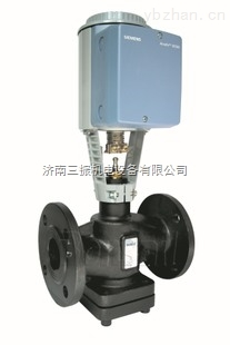 西门子蒸汽流量控制阀DN125