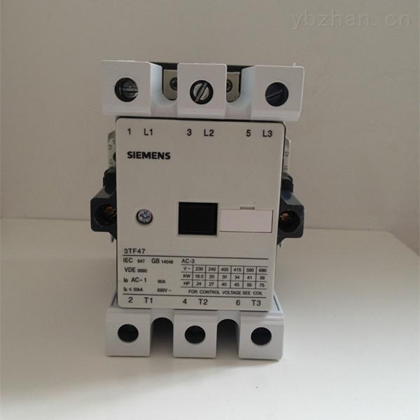 西门子3tf47交流接触器
