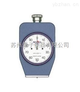 日本TECLOCK得乐橡胶硬度计GS-719N/GS-709N