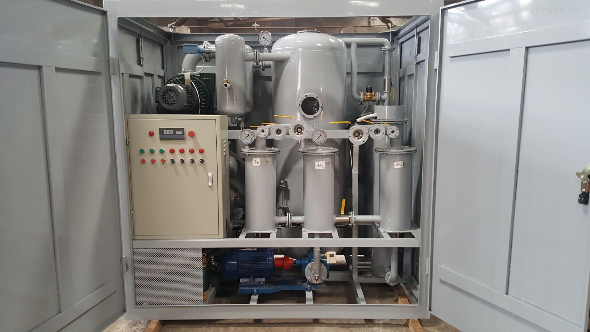 电厂变电站ZJA双级真空滤油机变压器真空油水分离机