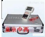 便携式流速测算仪 型号:XM003/LS1206B