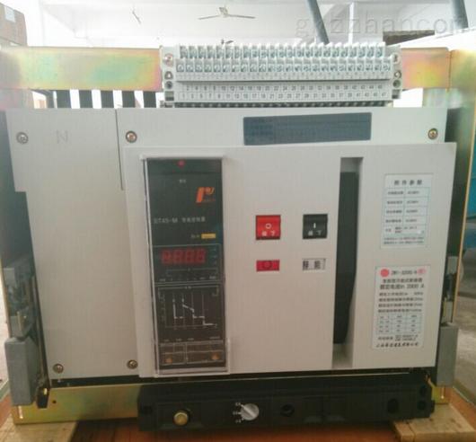 上海二开万能式断路器SKW1-6300/4 6300A