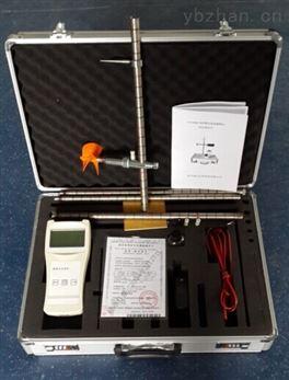 流速测算仪使用,旋浆式测量