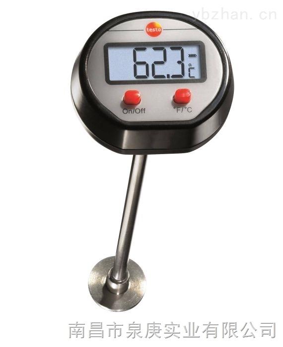德图迷你表面温度计|德国Testo表面电子温度测量仪