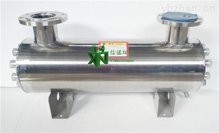 675w紫外线消毒器处理水量60-65t/h