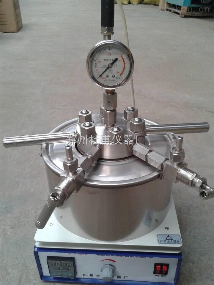 加热搅拌水热反应釜