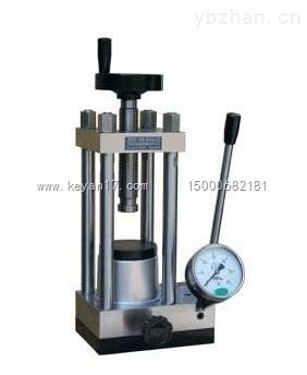 769YP-24B-24吨台式油压机_769YP-24B实验室小型压片机,压力范围0-24吨