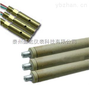 大量供应 0-1600℃ S型纸管式快速热电偶