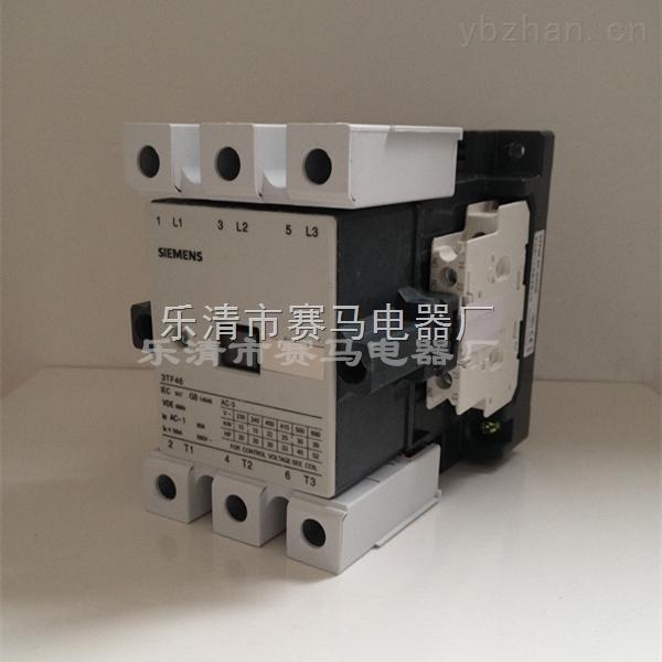 CJX1-45/22交流接触器 CJX1 系列交流接触器 (CJX1同西门子3TF接触器) 主要用于交 流50Hz 或 60Hz,额定工作电压至 660V,在AC-3 使用类别下额定工作电压为 380V 额定工作电流至95A 的电路中,供远距离接通与分断电路之用,并可与热继电器直接插接组成电磁起动器,以保护可能发生操作过负荷的电路。接触器还可组装积木式辅助触头组、空气延时头、机械联锁机构等附件,组成延时接触器、可逆接触器、星三角起动器。 CJX1系列交流接触器具有体积小、重量、寿命长功耗小,可按要求组合派