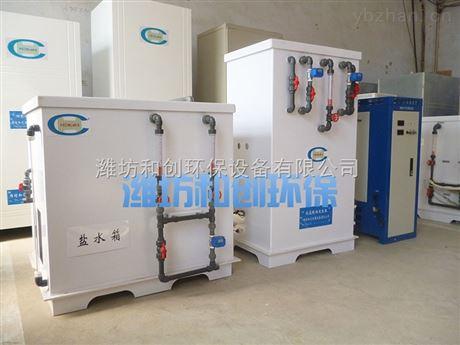 电解法全自动次氯酸钠发生器厂家/价格/选型