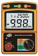 GM3007GM3007 高压兆欧表