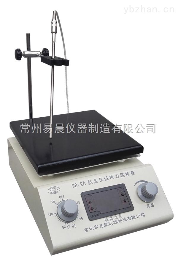 大功率恒温磁力搅拌器厂家