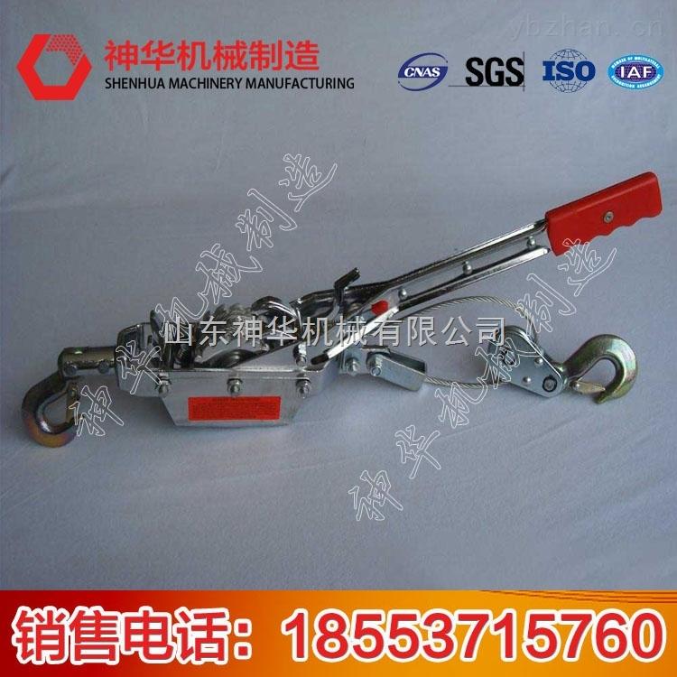 紧绳器,紧绳器使用方法,紧绳器特性