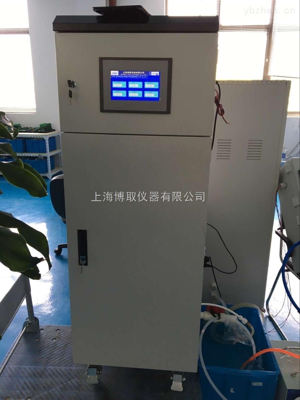 水库,水利局泵站房安装常规五参数监测仪,多参数分析仪