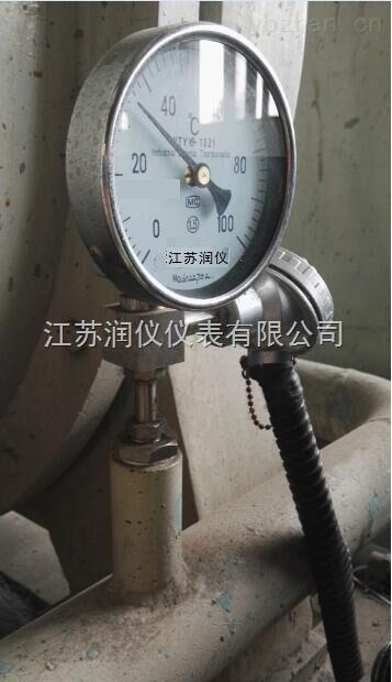双金属远传温度计