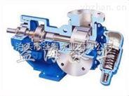 树脂泵冷焊