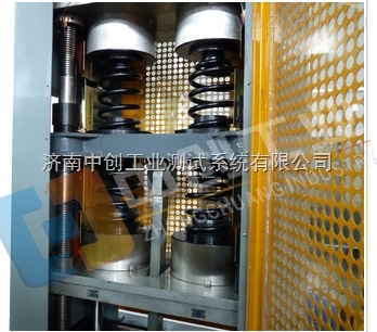 机车悬架空气弹簧耐久疲劳测定仪山东制造厂家