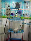 出口型双层玻璃反应釜予华仪器专业生产