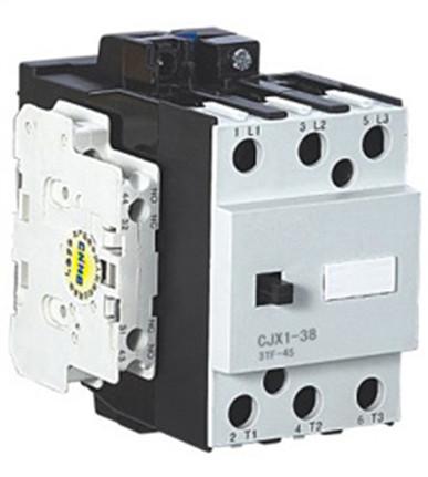 cjx1交流接触器选型 参数 选型 说明书 安装