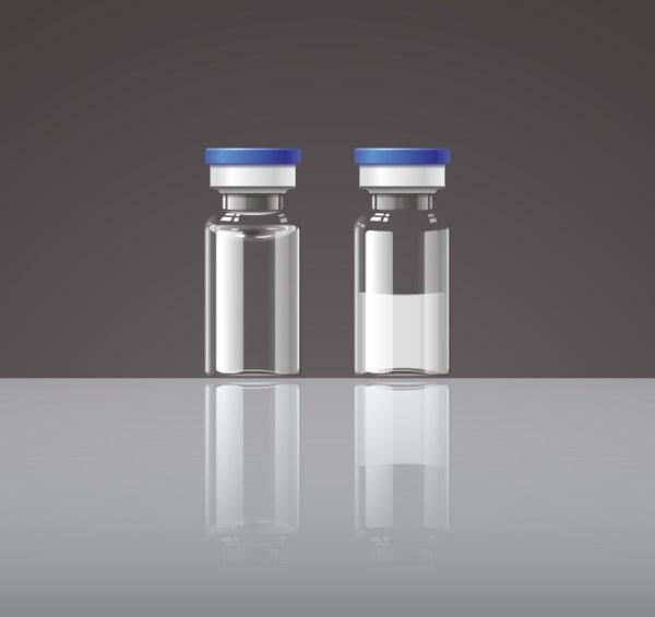 管制瓶底壁厚测量仪检测产品