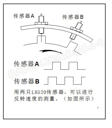 cs-3转速传感器