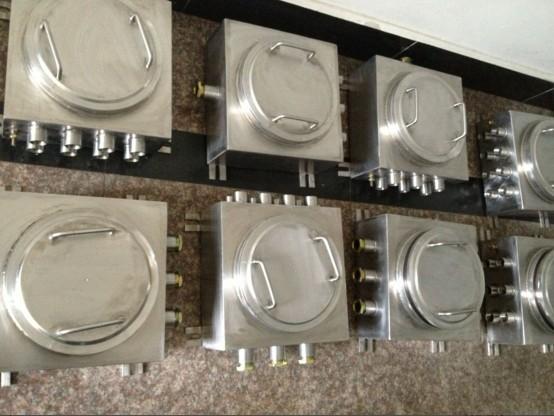 不锈钢三防接线端子箱