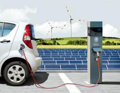 计量院开展电动汽车充电桩检测实验室调研高清图片