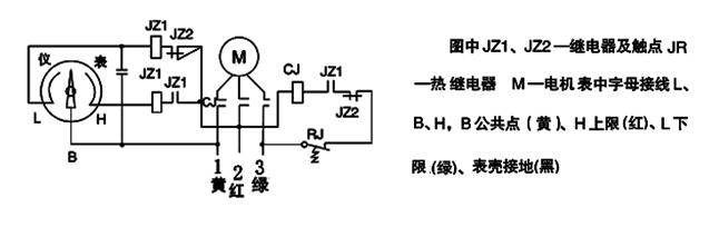 江苏润仪yx(c)系列电接点压力表使用说明书