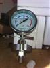 隔膜耐震压力表