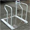 洗肾用300kg手推轮椅秤带斜坡