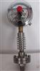 耐震磁助式电接点隔膜压力表