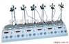 HJ-6A 数显六联磁力加热搅拌器
