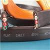 软橡胶扁电缆YGCPB扁平移动电缆KGGRB